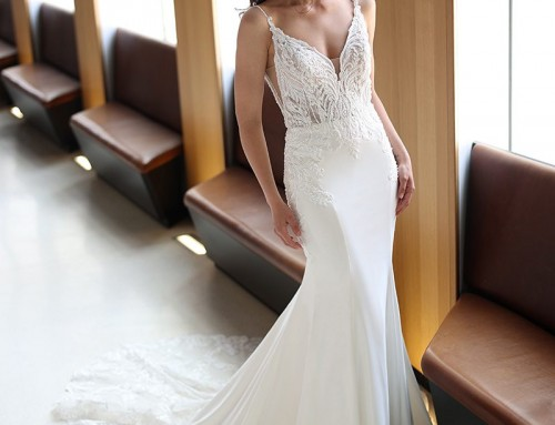 Wedding Dress Charlize | CT282  2022 Collection
