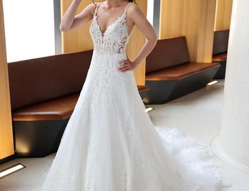 Wedding Dress Estelle | CT283  2022 Collection