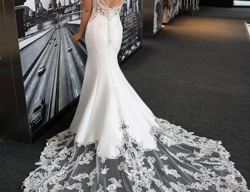 Wedding Dress Jordyn | CT285  2022 Collection