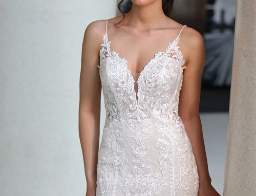 Wedding Dress Maldiva | CT286  2022 Collection