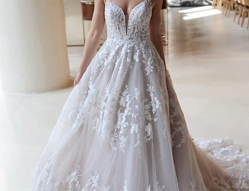 Wedding Dress Petra | CT287  2022 Collection