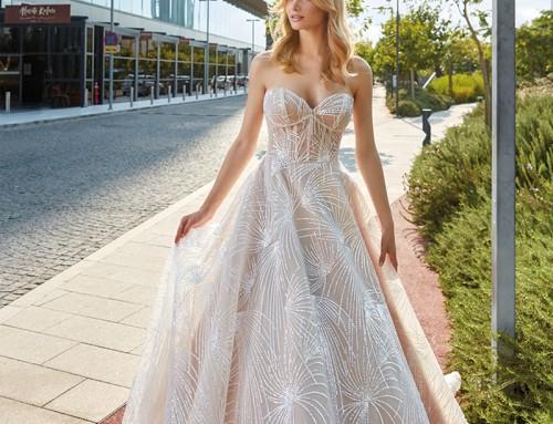 Wedding Dress Crystal | SKY302  Coming soon