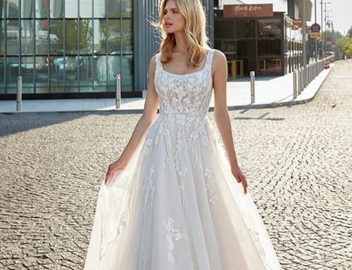 Wedding Dress Melina | SKY304  Coming soon