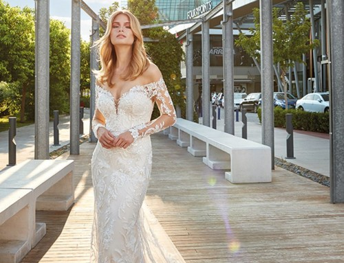 Wedding Dress Nova | SKY305  Coming soon