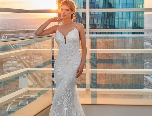 Wedding Dress Priscilla | SKY306  Coming soon