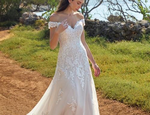 Wedding Dress Luciana | DR2257  Coming soon