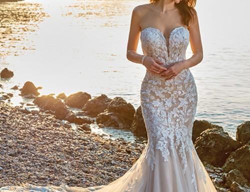 Wedding Dress Nicolina | DR2259  Coming soon