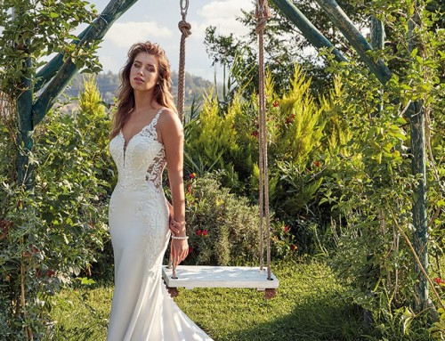 Wedding Dress Jennifer | EK1454  Coming soon