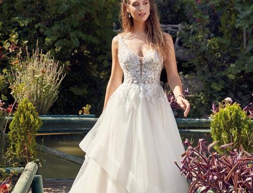 Wedding Dress Leslie | EK1456  Coming soon