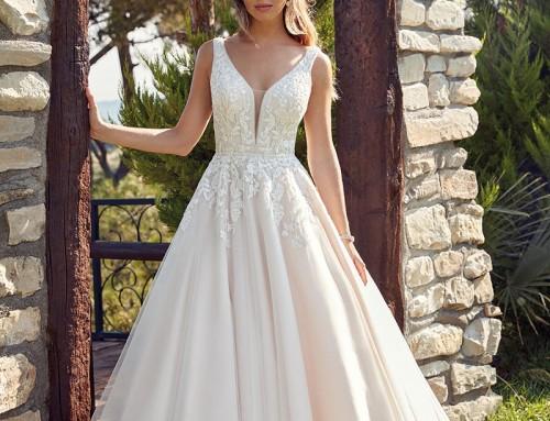 Wedding Dress Robyn | EK1459  Coming soon