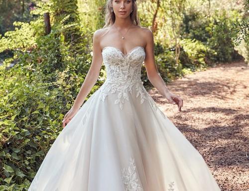 Wedding Dress Scarlet | EK1460  Coming soon