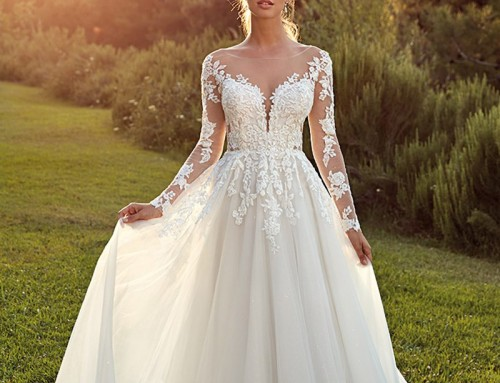 Wedding Dress Tasha | EK1461  Coming soon